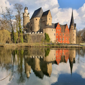 Burg Stein, Hartenstein im Erzgebirge. Foto: Susann Gramm, 2021
