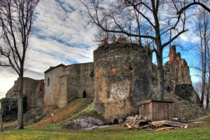 Schlossruine