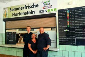 Team Freibad Kiosk