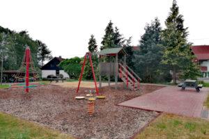 Spielplatz in Thierfeld
