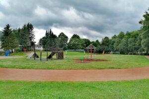 Spielplatz in Zschocken